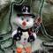 Купить Снеговик, Мультяшные, Сказочные персонажи, Куклы и игрушки ручной работы. Мастер Ольга Красницкая (krasoliadoll) . мультфильмы