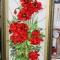 Купить картина Красные маки, Картины цветов, Картины и панно ручной работы. Мастер людмила гефеле (ecgtiyfz1953) .