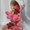 Купить Парящая чашка, Смешанная техника, Интерьерные композиции, Цветы и флористика ручной работы. Мастер Мария Коровина (MariKa) . летящая чашка