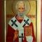 Купить Икона Святой Николай Чудотворец, Иконы, Картины и панно ручной работы. Мастер Геннадий Степанов (St-Genry) .