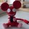 Купить Deadmau5 - игрушка крючком, Мыши, Зверята, Куклы и игрушки ручной работы. Мастер Наталья Третьякова (HandPerm) . deadmau5