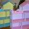 Купить Кукольный домик маленький, Кукольный дом, Куклы и игрушки ручной работы. Мастер Елена Криницкая (domdlyakukol) . домик для кукол