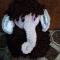 Купить Мамонтенок, Другие животные, Зверята, Куклы и игрушки ручной работы. Мастер Лиля Хабибуллина (listada) . игрушка вязаная