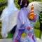 Купить Интерьерная игрушка Ангел изобилия, Войлочные, Коллекционные куклы, Куклы и игрушки ручной работы. Мастер irma  (irmatan) . валяние