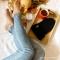 Купить Шапочка тыковка, Шапки, Головные уборы, Аксессуары ручной работы. Мастер Мария Анферова (an65r) . шапка женская