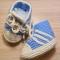 Купить Кеды для малышей, Домашние тапочки, Обувь ручной работы. Мастер Наталья Краюшкина (kne2020) .