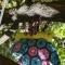 Купить Бабочка-Кокетка, Другие животные, Зверята, Куклы и игрушки ручной работы. Мастер Наталья  (nnattalli) . африканский цветок