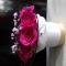 Купить Розы с конфетами в шляпной коробке, Букеты из конфет, Букеты, Цветы и флористика ручной работы. Мастер Светлана Хрущёва (SvetaKN78) . красные розы