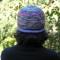 Купить шляпка Дамочка из 30-х, Шляпы, Головные уборы, Аксессуары ручной работы. Мастер Татьяна Белкина (Povyazyshka) . нитки хлопок