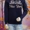 Купить Мужской свитер с надписью Нью Йорк, Свитера, Для мужчин, Одежда ручной работы. Мастер Владимир  (Skiff) . туплый мужской свитер