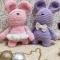 Купить Зефирный зайка, Зайцы, Зверята, Куклы и игрушки ручной работы. Мастер Виктория Любавина (Torinka) . зефирный зайка