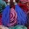 Купить Серьги-перья, Перья, Серьги, Украшения ручной работы. Мастер Мария Май (mariamay) . жемчуг