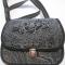 Купить сумочка женская через плечо, Шитые, Повседневные, Женские сумки, Сумки и аксессуары ручной работы. Мастер ТАТЬЯНА АНИСИМОВА (TATYANA1) . дамская сумочка черная