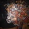 Купить Лёва, Зонты, Аксессуары ручной работы. Мастер Александра Васильева (Vasilisa) .