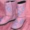 Купить Авторский узор на обуви, Зимняя обувь, Обувь ручной работы. Мастер Татьяна Андреевна  (Tsmirna) . зимняя обувь