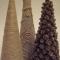 Купить Дизайнерские ёлки, Новогодний интерьер, Новый год, Подарки к праздникам ручной работы. Мастер Ольга Королева (Oldecor) .