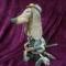 Купить Интерьерная текстильная игрушка Такса-Охотник, Текстильные, Коллекционные куклы, Куклы и игрушки ручной работы. Мастер Марина Непомнящая (MarinaNep) . интерьерная текстильная игрушка