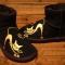 Купить Угги Кошка, Обувь ручной работы. Мастер Анастасия Аникеева (anastasiya) . зимняя обувь