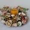 Купить праздничная свеча в композиции, Подсвечники, Для дома и интерьера ручной работы. Мастер miram  (miram) . новогодние подсвечники