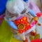 Купить Подарочная Кукла Бабка Характерная, Народные куклы, Куклы и игрушки ручной работы. Мастер Анастасия Миротворцева (Lukovka) .