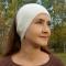 Купить повязка на голову белая, Повязки, Головные уборы, Аксессуары ручной работы. Мастер Майя Ромашева (laune) . вязаная шапка