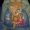 Купить Рюкзак валяный, Рюкзаки, Сумки и аксессуары ручной работы. Мастер Sivirina  (Sivirina) . рюкзак для девушки