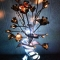 Купить Мелодия света, Светильники, Освещение, Для дома и интерьера ручной работы. Мастер Хоменко Александр (Alexandr) . проволока