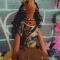 Купить Тильда Зулу, Куклы Тильды, Куклы и игрушки ручной работы. Мастер Елена Беликова (Belka-Lenka) . кукла тильда