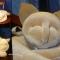 Купить Подушка-игрушка Спящая Кошка, Подушки-игрушки, Подушки, Текстиль, ковры, Для дома и интерьера ручной работы. Мастер Наталья  (nnattalli) . бежевый