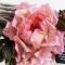 Купить Брошь заколка  Шелковая роза Монро, Текстильные, Броши, Украшения ручной работы. Мастер Лариса Шушпанова (LShushpanova) . брошь с цветком