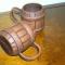 Купить Кружка пивная Бочонок, Кружки и чашки, Посуда ручной работы. Мастер Елена Кудрявцева (dm82) . глиняная кружка