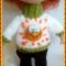 Купить Солнце конопатое, Войлочные, Коллекционные куклы, Куклы и игрушки ручной работы. Мастер Елена Масур (ElenaMasyr) . скульптура
