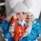 Купить Кружка с декором из полимерной глины, Персональные подарки, Подарки к праздникам ручной работы. Мастер Валентина Ковешникова (valentiko-22) . авторские подарки ручной работы