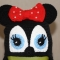 Купить Шапочка для девочки Мини-Маус, Шапочки, шарфики, Одежда для девочек, Работы для детей ручной работы. Мастер Наталья Крутий (nkrutiy) . весенняя шапка