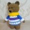 Купить Мишутка, Мишки, Зверята, Куклы и игрушки ручной работы. Мастер Дарья Марьина (brusnika203) . игрушка