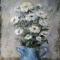 Купить В серебряной дымке, Картины цветов, Картины и панно ручной работы. Мастер Галина Комарова (galako) . весенние цветы
