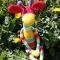 Купить Жираф-развивашка вязаный, Развивающие игрушки, Куклы и игрушки ручной работы. Мастер Марина Мандрик (Mamaarseniya) . игрушка жираф