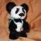 Купить Малышка пандочка Миюки, Мишки, Мишки Тедди, Куклы и игрушки ручной работы. Мастер Ольга Колдомаева (4lapka) . панда