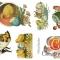 Купить Декупажная карта Святая Пасха формат А4, Промышленные, Декупажные салфетки, Декупаж и роспись ручной работы. Мастер   (cheap-art) . декупажная карта