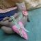 Купить Летящий котик с сердечком, Куклы Тильды, Куклы и игрушки ручной работы. Мастер Нафсет Кокенко (Nafset) . тильда