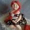Купить Уютный вечер, Полимерная глина, Коллекционные куклы, Куклы и игрушки ручной работы. Мастер Елена Масур (ElenaMasyr) . скульптура
