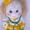 Купить Кукла вязаная, Вязаные, Человечки, Куклы и игрушки ручной работы. Мастер Светлана Крючкова (svetlanasv) . вязаная кукла