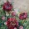 Купить Пионисты, Картины цветов, Картины и панно ручной работы. Мастер Елена Гагарина (gagarinaart) . акварельные цветы