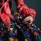 Купить Авторская кукла Баба Яга Цыганочка, Смешанная техника, Коллекционные куклы, Куклы и игрушки ручной работы. Мастер Елена Коноплина (Dizart) . кукла в подарок