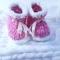 Купить Пинетки, Пинетки, Для новорожденных, Работы для детей ручной работы. Мастер Светлана Тирских (svetik01) . для малышей
