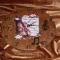 Купить Часы Мелодия для скрипки, Настенные, Часы для дома, Для дома и интерьера ручной работы. Мастер Ольга  (g8442) . коричневый