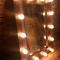 Купить Гримерное зеркало MisteryLight, Средние, Зеркала, Для дома и интерьера ручной работы. Мастер light mistery (misterylight) .