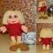 Купить Домовенок Кузя, Куклы-обереги, Обереги, талисманы, амулеты, Фен-шуй и эзотерика ручной работы. Мастер Елена Пичугина (Lencho) . вязаные игрушки