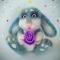 Купить Зайка игрушка, Зайцы, Зверята, Куклы и игрушки ручной работы. Мастер Екатерина Шинкаренко (episton2) . войлочная игрушка