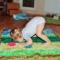 Купить Коврик для игр, Вязаные, Пледы и одеяла, Работы для детей ручной работы. Мастер Юлия Матросова (matrosova) .